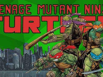 چاپ کمیک لاکپشتهای نینجا (TMNT) تا اطلاع ثانوی متوقف میشود