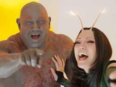 احتمال ساخت نسخهی فرعی Guardians of the Galaxy؛ درخشش «درکس» و «مانتیس»