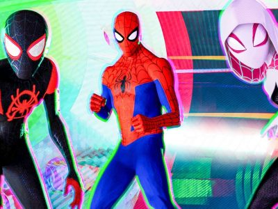 Into the Spider-Verse قصد داشت از سه عنکبوتی محبوب سینما استفاده کند