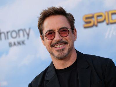 رابرت داونی جونیور بازیگر Iron Man اخیرا با ستارگان Avengers ملاقات کرده است