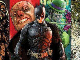 همه شرورهای دنیای بتمن که در سه گانه The Dark Knight نولان معرفی شدند