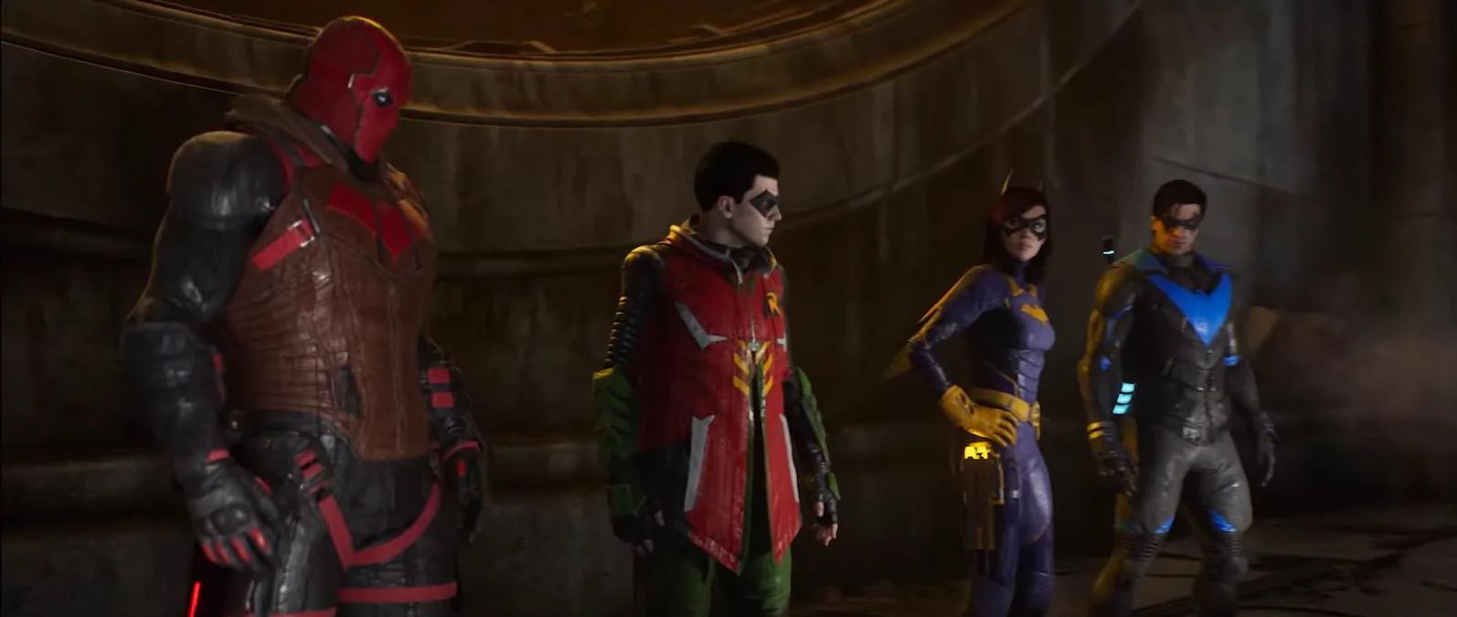 بازی Gotham Knights با نمایش اولین تریلر خود در رویداد DC Fandome معرفی شد