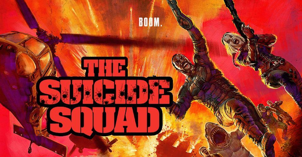 پوستر رسمی فیلم The Suicide Squad منتشر شد + ویدیویی از ساخت این فیلم