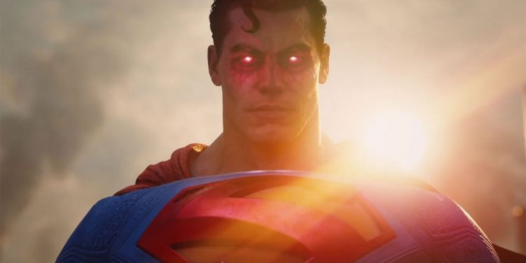 تریلر بازی Suicide Squad: Kill the Justice League سوپرمن شیطانی را نمایش میدهد