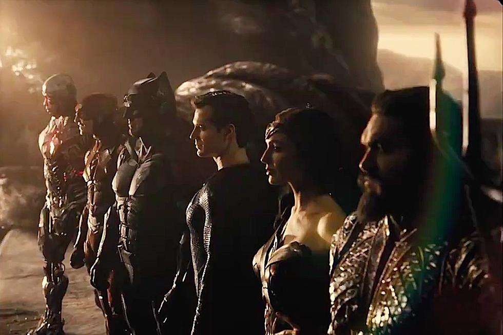 اولین تریلر فیلم Justice League Snyder Cut بهنمایش در آمد