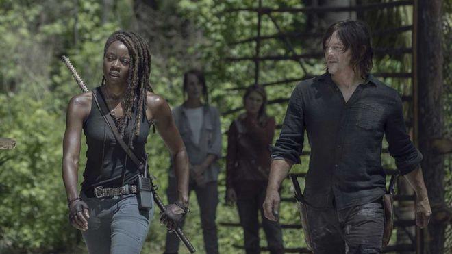 پایان سریال The Walking Dead در 2022؛ ادامه داستان در اسپینآف