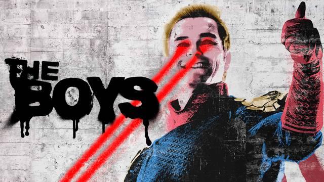 منتظر اسپینآف سریال The Boys باشید