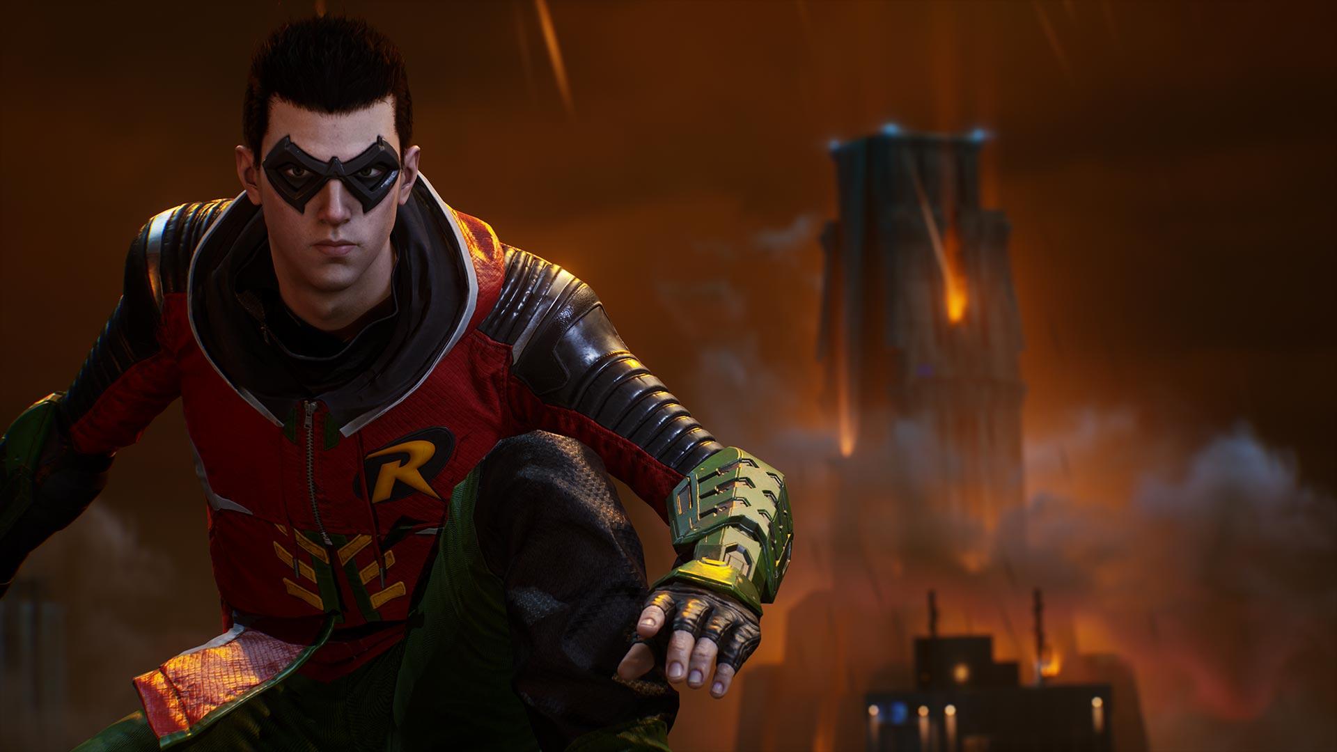 داستان بازی Gotham Knights