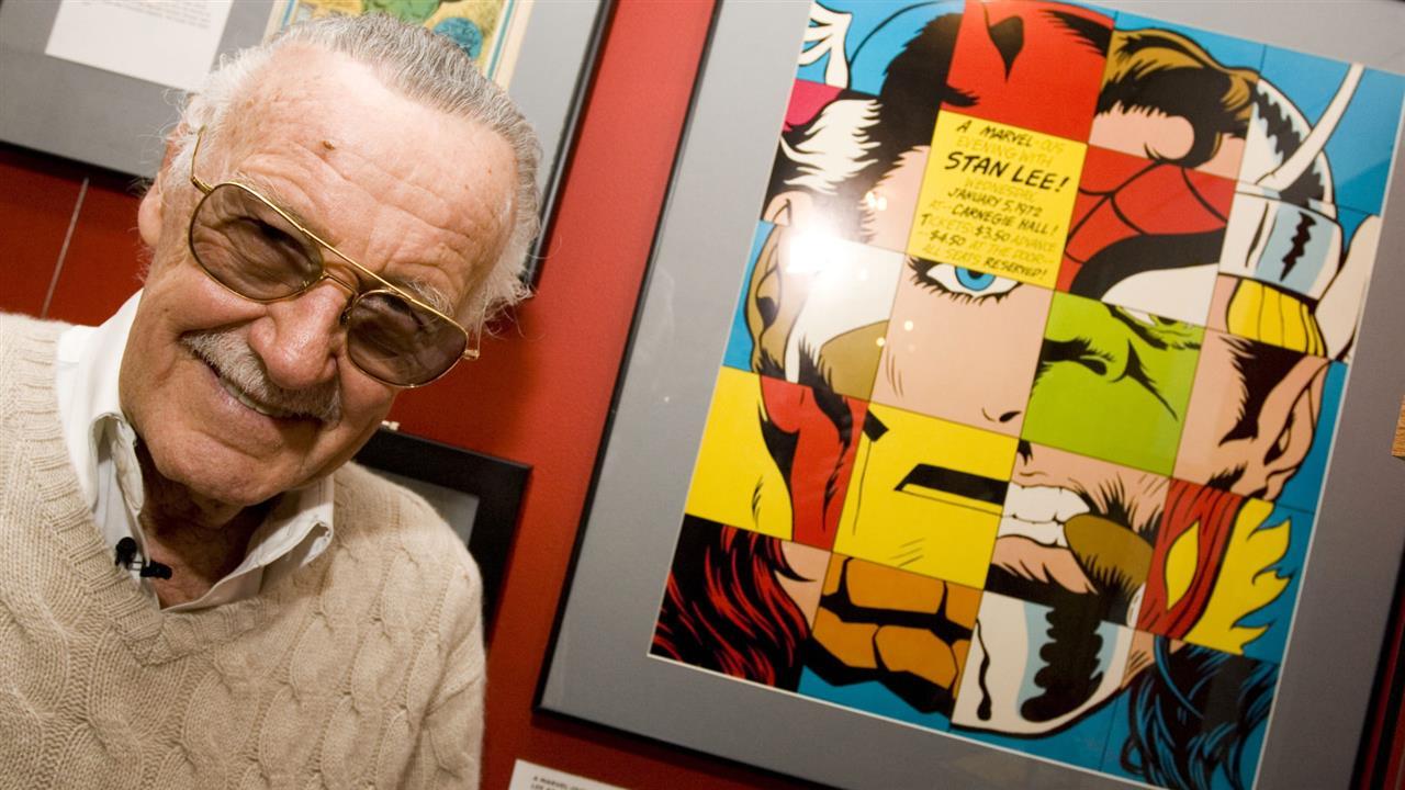 استن لی ، مردِ مارول! | به مناسب سالروز تولد Stan Lee