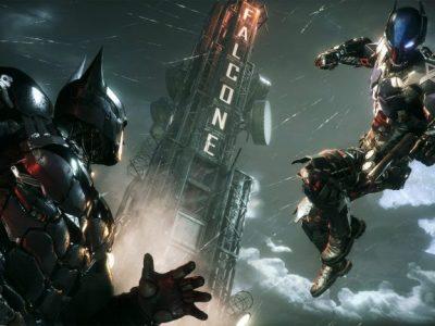 اضافه شدن دو لباس جدید بتمن در بهروز رسانی ناگهانی بازی Batman: Arkham Knight