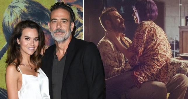 تصاویر جدیدی از نیگن و همسرش لوسیل در سریال The Walking Dead منتشر شد