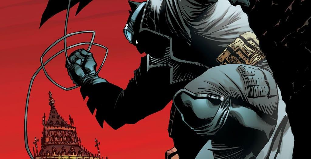 کمیک جدید تام تیلر تحت عنوان The Dark Knight معرفی شد