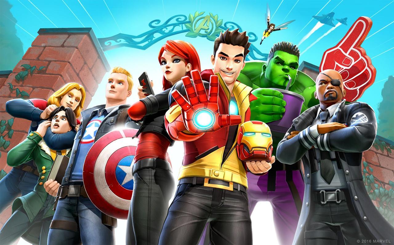 بهترین بازیهای مارول برای موبایل کداماند؟ لیست بهترین بازی های موبایلی مارول