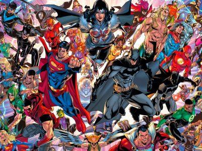 ۱۰ انیمه که بر اساس کمیکهای DC ساخته شدند