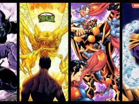 رتبهبندی ۱۰ تن از قدرتمندترین خدایان جهان DC