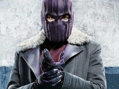 توضیح نویسندهی فالکون و سرباز زمستان در مورد ماسک بنفش Baron Zemo
