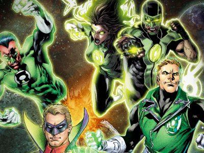 شایعه: فیلم Green Lantern درحال ساخت است