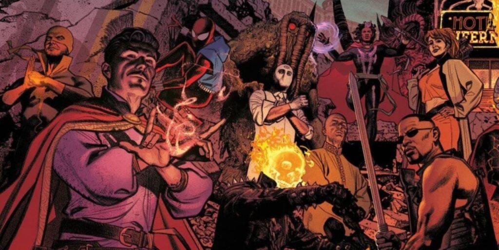 استودیو Marvel فیلمی با محوریت تیمی از ابرانسانها میسازد