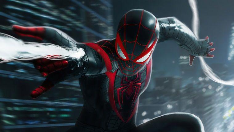 نسخه های مختلف مرد عنکبوتی