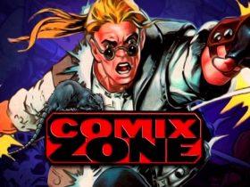 بررسی بازی Comix Zone