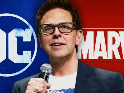 James Gunn از ساخت فیلم مشترک DC و Marvel میگوید