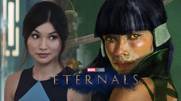 شخصیت های فیلم Eternals