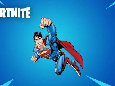 سوپرمن در فورتنایت