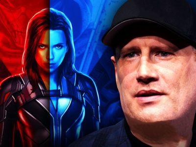 Kevin Feige دربارهی زمان وقایع فیلم Black Widow میگوید