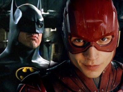شخصیتهای تازهای در فیلم The Flash حضور دارند