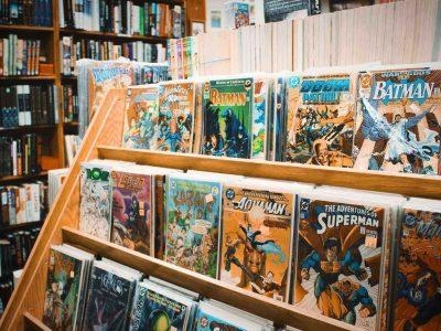 comic store
