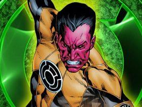 بازیگر نقش Sinestro در سریال Green Lantern مشخص شد