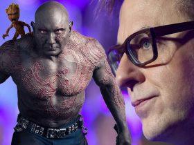 جیمز گان دوست دارد یک فیلم با درجه سنی بزرگسال از Drax بسازد