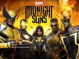 بازی جدید مارول به نام Midnight Suns معرفی شد